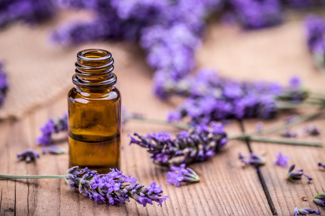 Lavender Oil - Benefits of essential oils vitality functional medicine Virginia Beach